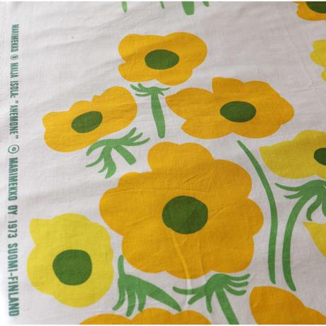 Marimikko 'anemone' 1973