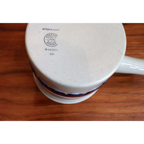 Hoganas saucepan with sprout and handle