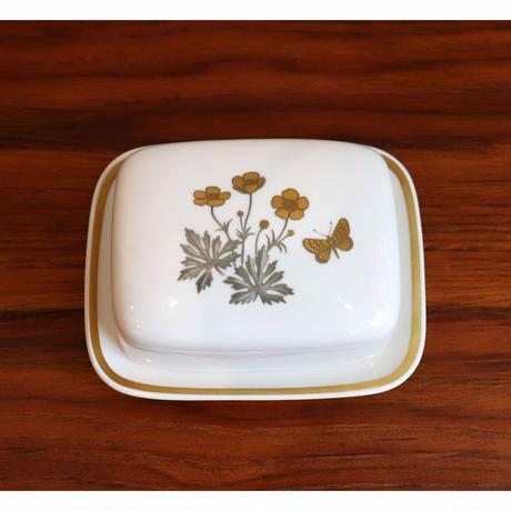 Royal Copenhagen butter case