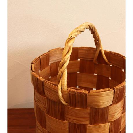 Sweden Spankorg big  basket  with handle