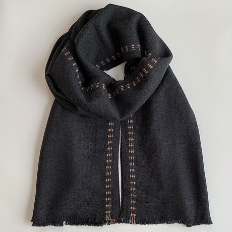 LAPUAN KANKURIT SAANA merino wool scarf ラプアンカンクリ サーナメリノウールスカーフ