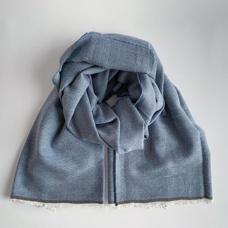 LAPUAN KANKURIT VIIRU merino wool scarf【2020AWnew】ラプアンカンクリ ヴィール メリノウールスカーフ