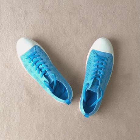"""People FOOTWEAR """"THE PHILLIPS KNIT"""" Blue"""