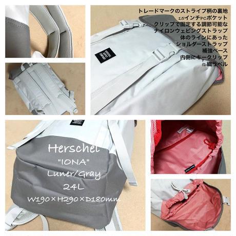 "Herschel ""IONA"" LUNAR/GRY"
