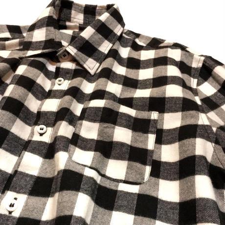 """+R """"日本生地使用チェックネルシャツ"""" 19"""