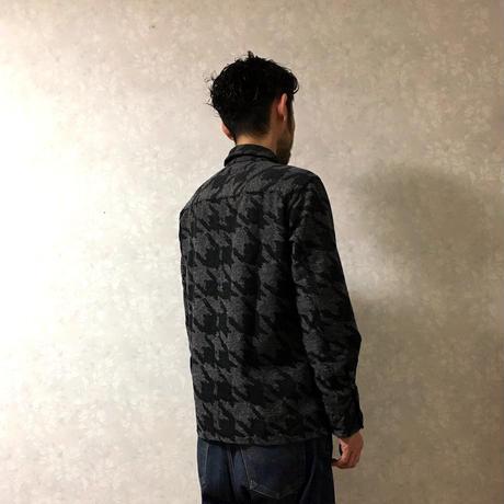 "Influence ""BIG千鳥ワイヤーシャツ"" C.Gray"