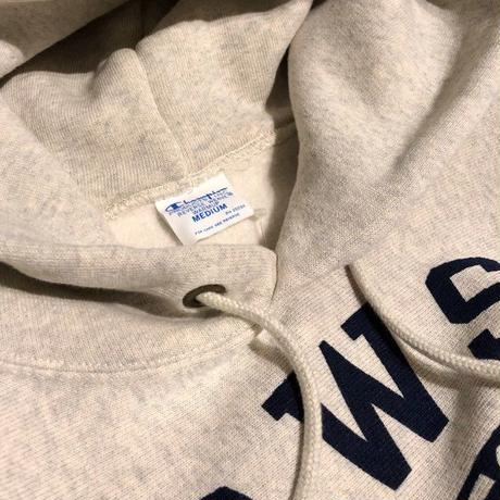 "Champion ""REVERSE WEAVE® 11.5oz PULLOVER HOODED  SWEAT"" Oatmeal"