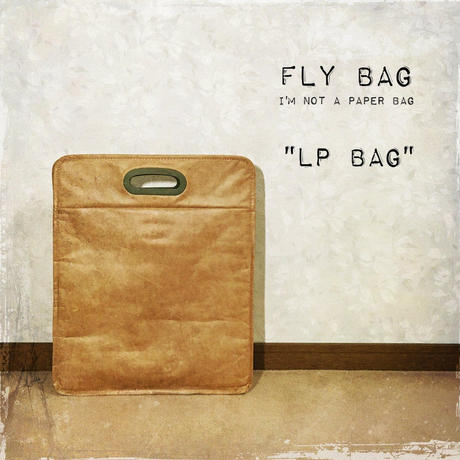 "FLY BAG ""LP BAG"" Brown"