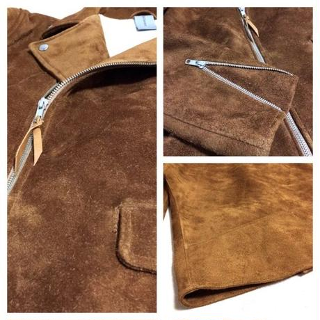 "Influence ""Suede W Riders JK"" Brown"