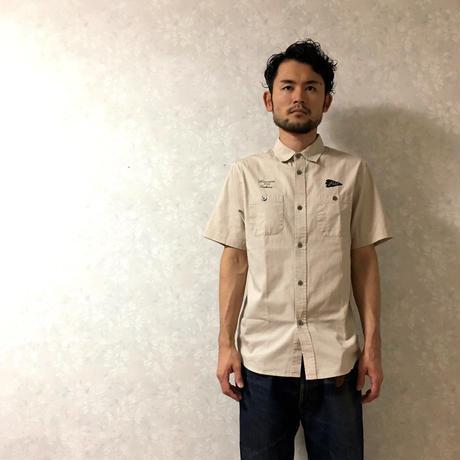 "POLeR ""M's Yakow Shirt"" Khaki"