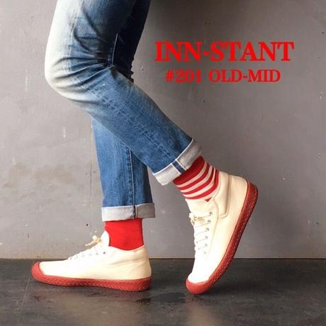 INN-STANT #201 OLD-MID natural (red sole)
