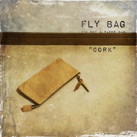 "FLY BAG MULTI CASE #2 ""CORK"""