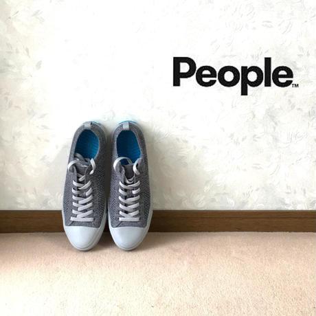 "People FOOTWEAR ""THE PHILLIPS KNIT"" Gray"