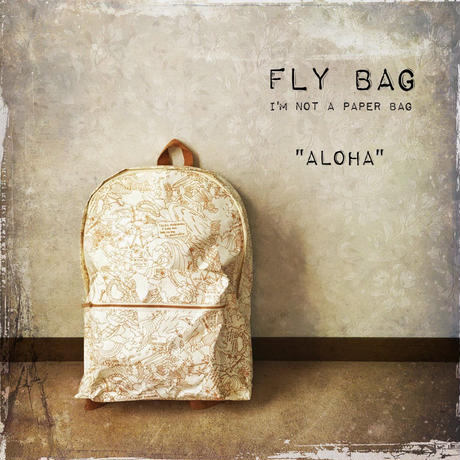 "FLY BAG BACKPACK ""ALOHA"""