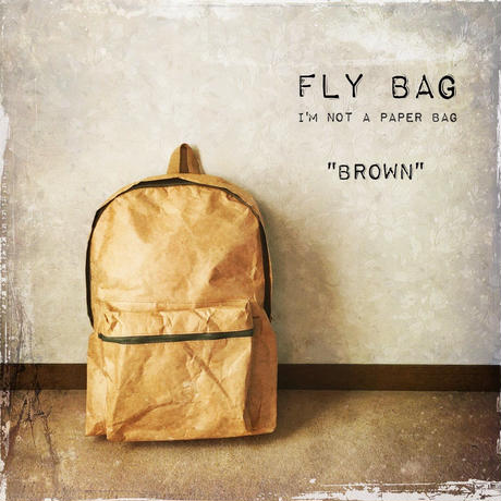 "FLY BAG BACKPACK ""Brown"""