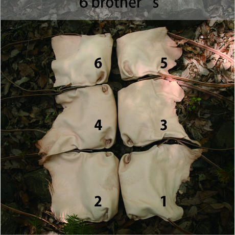 歩旅BAG3/6<TrailLeatherProducts>