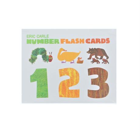 エリック・カール ナンバーフラッシュカード