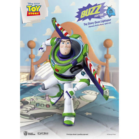 【※ご予約・USA直輸入】DISNEY トイストーリー バズ ライトイヤー ダイナミック アクション フィギュア Toy Story  ディズニー ピクサー トイストーリー  ビーストキングダム