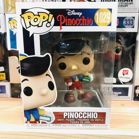 【USA直輸入】POP! Disney ピノキオ 1029 FUNKO ファンコ フィギュア 星に願いを PINOCCHIO