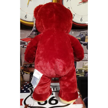 【USA直輸入】MARVEL アベンジャーズ アイアンマン ビルド・ア・ベア・ワークショップ クマのぬいぐるみ 専用衣料付き マーベル プラッシュ トニースターク くま