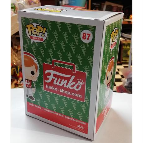 【USA直輸入】POP! FUNKO社キャラクター ホリデー フレディ Freddy 87 ポップ フィギュア ファンコ FUNKO オリジナルキャラクター