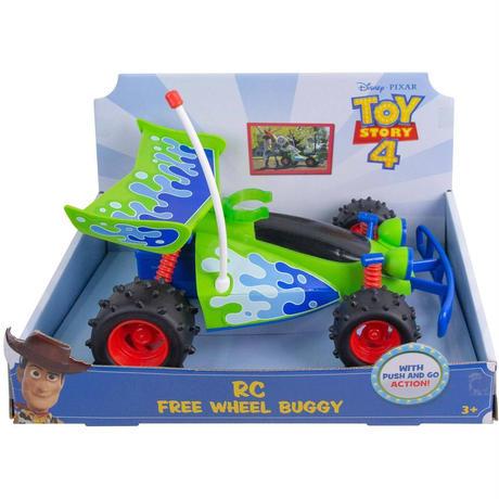 【USA直輸入】DISNEY  トイストーリー RCバギー フリーホイール フィギュア  Toy Story  ディズニー RC トイストーリー4