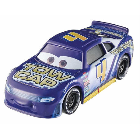 【USA直輸入】cars3 カーズ ジャック デポスト マテル ミニカー CARS  ディズニー JACK DePOST