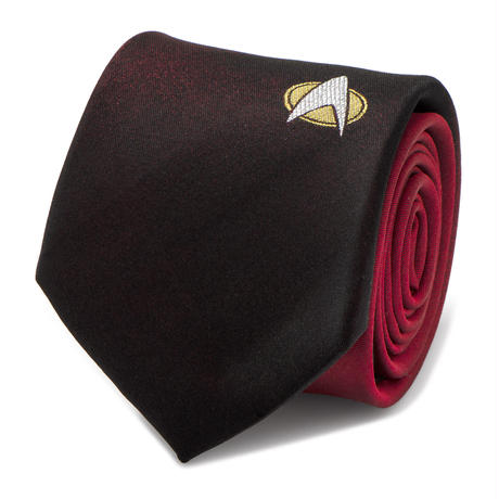 【USA直輸入】スタートレック ピカード  ネクタイ シルク cufflinks カフリンクス star trek アパレル スーツ