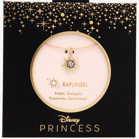 【USA直輸入】DISNEY 塔の上のラプンツェル 王国の シンボル 太陽の ロゴ型 ネックレス ディズニー アクセサリー ペンダント プリンセス ラプンツェル