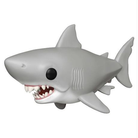 【USA直輸入】POP! ムービー JAWS スーパーサイズ ジョーズ  6インチ 758 ポップ フィギュア FUNKO ファンコ サメ 映画 ホワイト シャーク パニック映画