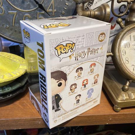 【USA直輸入】POP! Harry Potter ハリーポッター トム・リドル 60 ポップ FUNKO ファンコ フィギュア ハリー・ポッター ヴォルデモート トムリドル