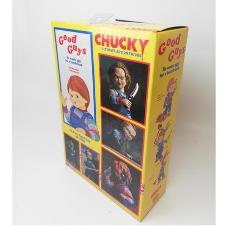 【USA直輸入】Child's Play チャイルドプレイ Chucky  チャッキー グッドガイ Ultimate アクション フィギュア NECA ドール ホラー NECA
