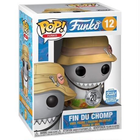 【USA直輸入】POP! Spastik Plastik  Fin Du Chomp  12  ポップ フィギュア FUNKO ファンコ 企業