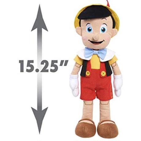 【USA直輸入】DISNEY  ディズニートレジャーシリーズ No,3 ピノキオ ぬいぐるみ プラッシュ ディズニー 星に願いを pinocchio