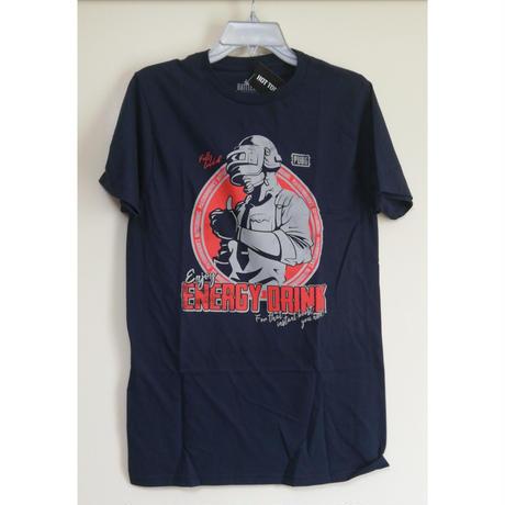 【USA直輸入】PUBG Energy Drink エナジードリンク ロゴ Tシャツ Sサイズ ゲーム ドン勝 プレイヤーアンノウンズ バトルグラウンズ  GAME