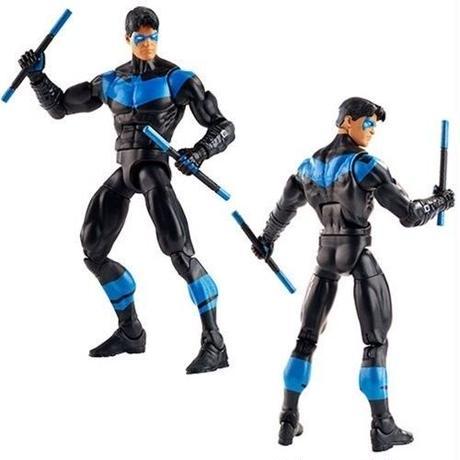 【USA直輸入】DCコミックス マルチバース Multiverse ナイトウィング NIGHTWING 6インチ アクション  フィギュア ロビン バットマン DC 忍者バットマン