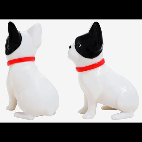 【USA直輸入】フレンチブルドッグ ランプ プラスチック製 16センチ 犬 いぬ 照明器具 ライト インテリア