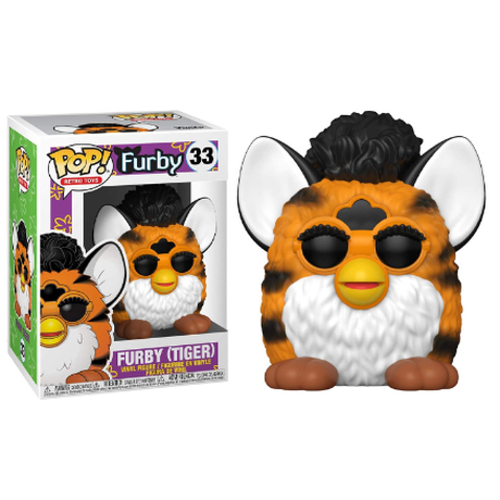 【USA直輸入】POP! RETRO TOYS ファービー タイガー Ver 33 ポップ FUNKO ファンコ フィギュア レトロトイズ Furby