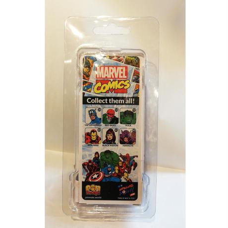 【USA直輸入】MARVEL Pin Mate ピン メイト 木製 フィギュア マーベル コミックス ホークアイ Hawkeye 82 2インチ Pin Mates アベンジャーズ