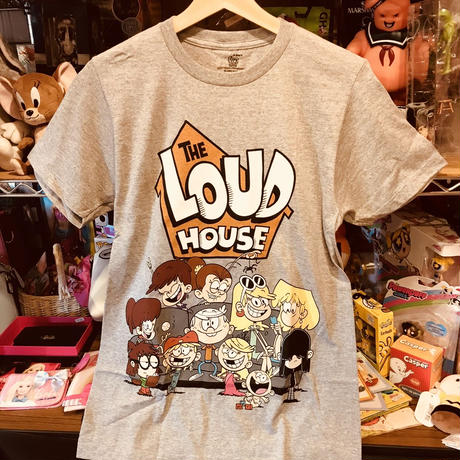 【USA直輸入】ザ ラウドハウス Tシャツ Sサイズ ニコロデオン ザ・ラウド・ハウス ニコロデオン The Loud House