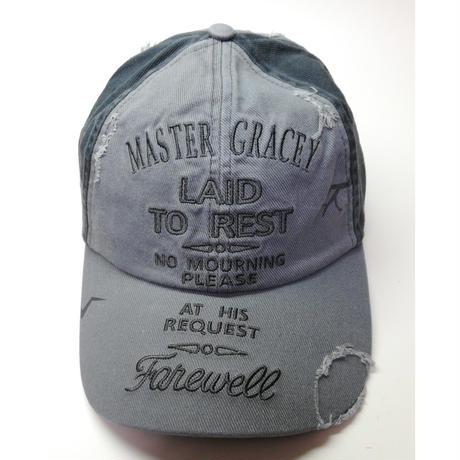 【USA直輸入】DISNEY ホーンテッドマンション マスター グレイシー トゥームストーン 墓石 キャップ 帽子 スナップバック ディズニー  THM