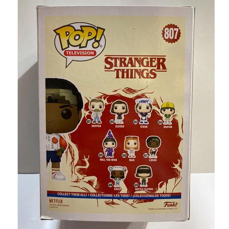 【USA直輸入】POP! ストレンジャーシングス ルーカス アーミーバンド& 日本語シャツ 807 ポップ FUNKO ファンコ フィギュア ネットフリックス  Stranger Things