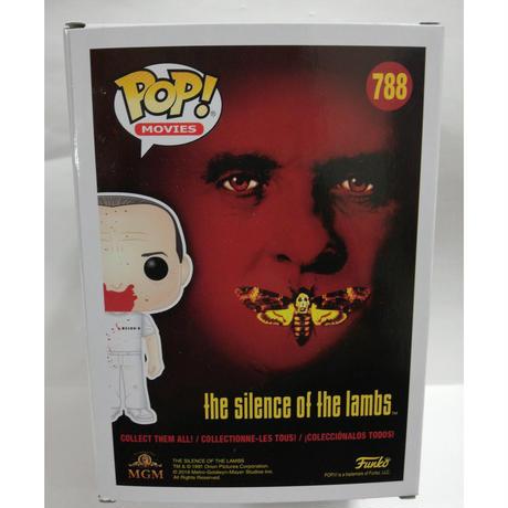 【USA直輸入】POP! 羊たちの沈黙 ハンニバル・レクター ブラッド スプラッター 788 ポップ FUNKO ファンコ フィギュア ホラー 血 The Silence of the Lambs