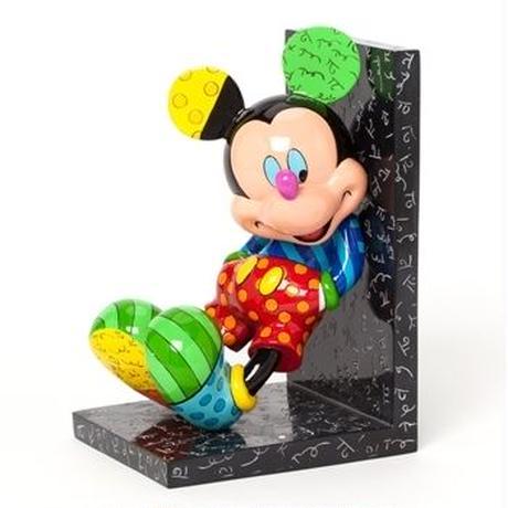 【USA直輸入】DISNEY ミッキー ブリット スタンド スタチュー フィギュア 置物 ディズニー