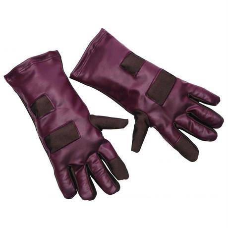 【USA直輸入】MARVEL ガーディアンズオブギャラクシー スターロード グローブ 大人用 手袋 コスチューム コスプレ