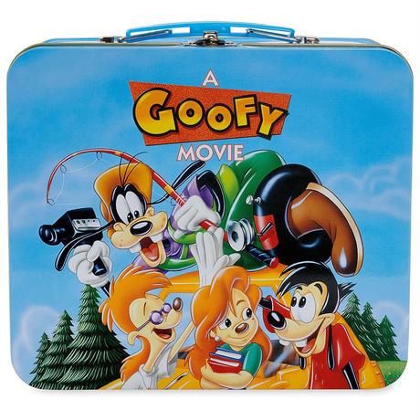 【USA直輸入】DISNEY  グーフィー ムービー メタル ランチボックス バッグ Goofy ディズニー マックス ケース