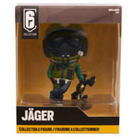【USA直輸入】Rainbow 6 Siege レインボーシックス シージ 6 コレクション 3インチ フィギュア Jagger  イェーガー マリウス R6S 虹6 ゲーム GAME