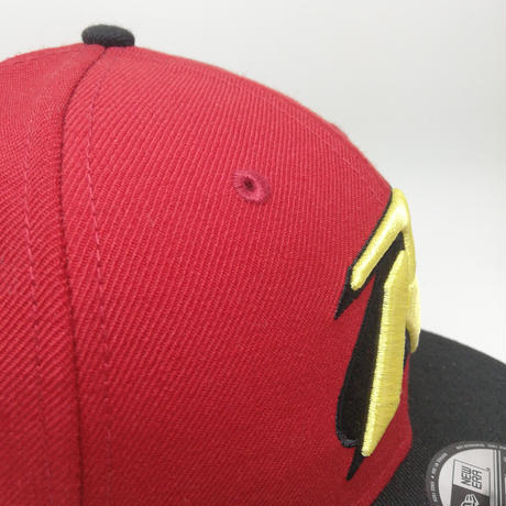 【USA直輸入】DC ロビン シンボル ロゴ ニューエラ キャップ 9Fifty NEWERA スナップバック 帽子 ハット バットマン DCコミックス Robin