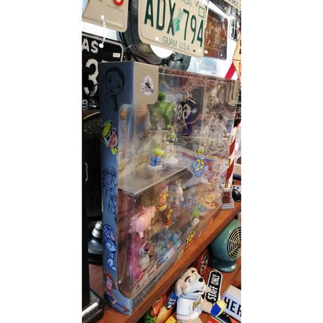 【USA直輸入】DISNEY トイストーリー 25周年アニバーサリー  20種類 メガ フィギュア セット  Toy Story  ディズニー ピクサー ウッディ バズ ザーク プロスペクター