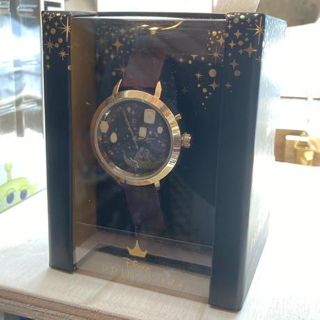【USA直輸入】DISNEY 塔の上のラプンツェル ライトアップ LED リストウォッチ 腕時計 ディズニー  プリンセス  ラプンツェル フリンライダー 船 お城 ランタン